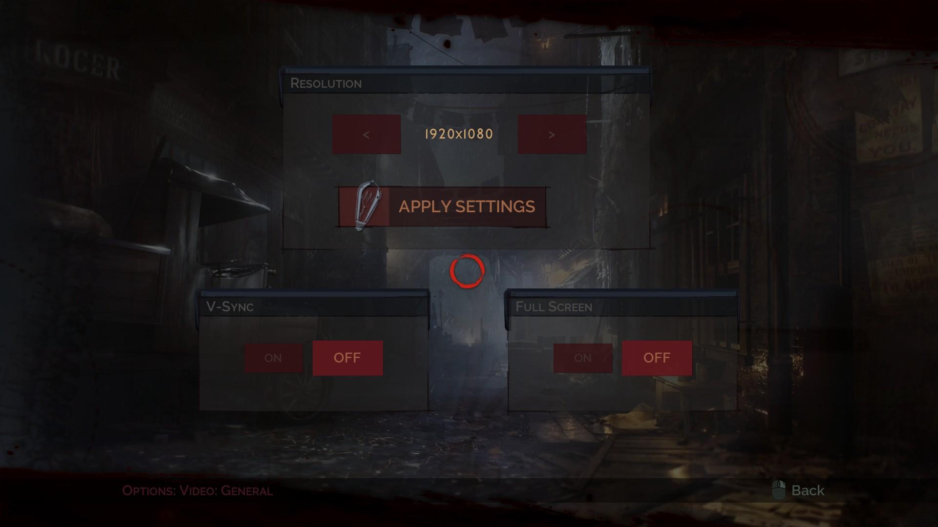 Vampyr PC performance thread   ResetEra