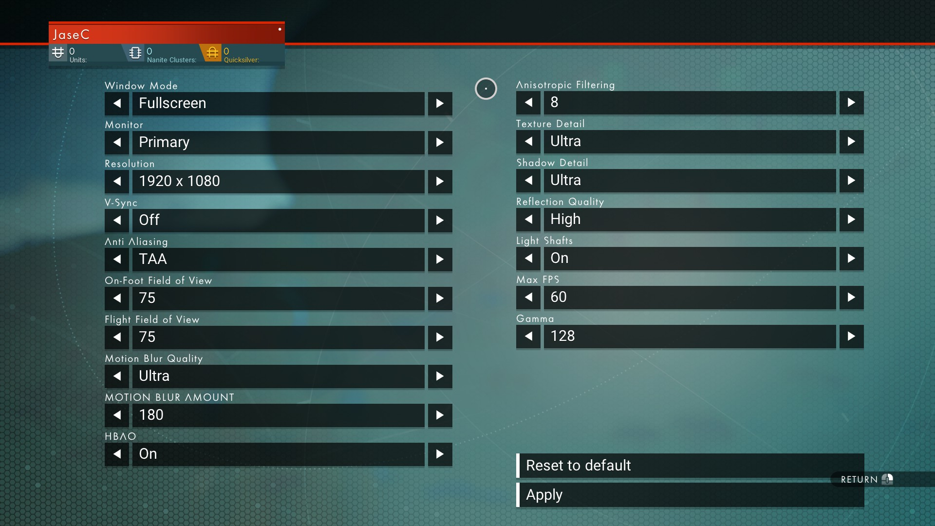 No Man's Sky PC performance thread | ResetEra