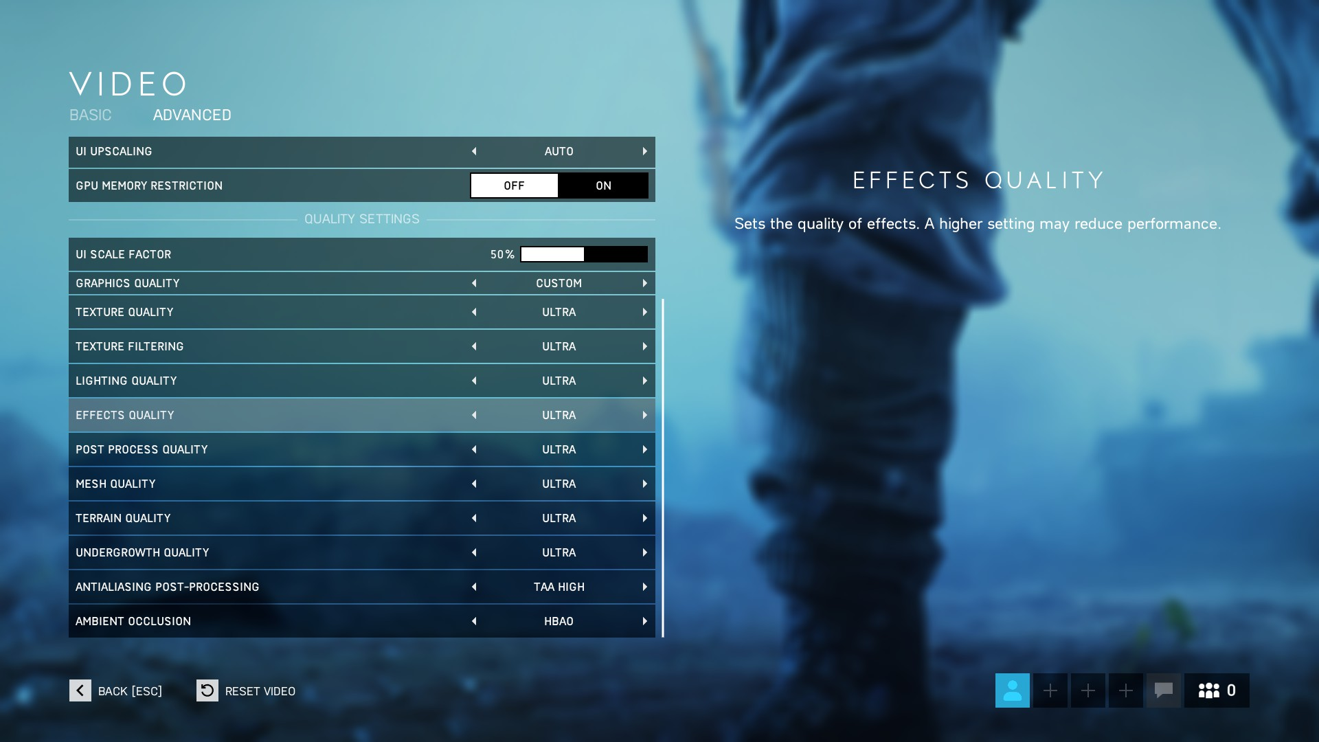 Battlefield V PC performance thread | ResetEra