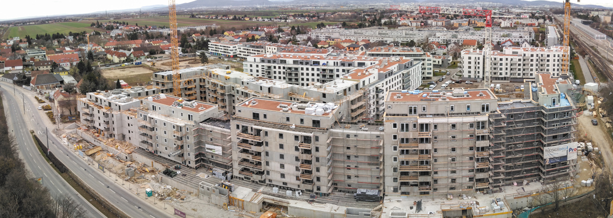 Wien Entwicklungsgebiet Oberlaa 2700 We In Bau Page 12