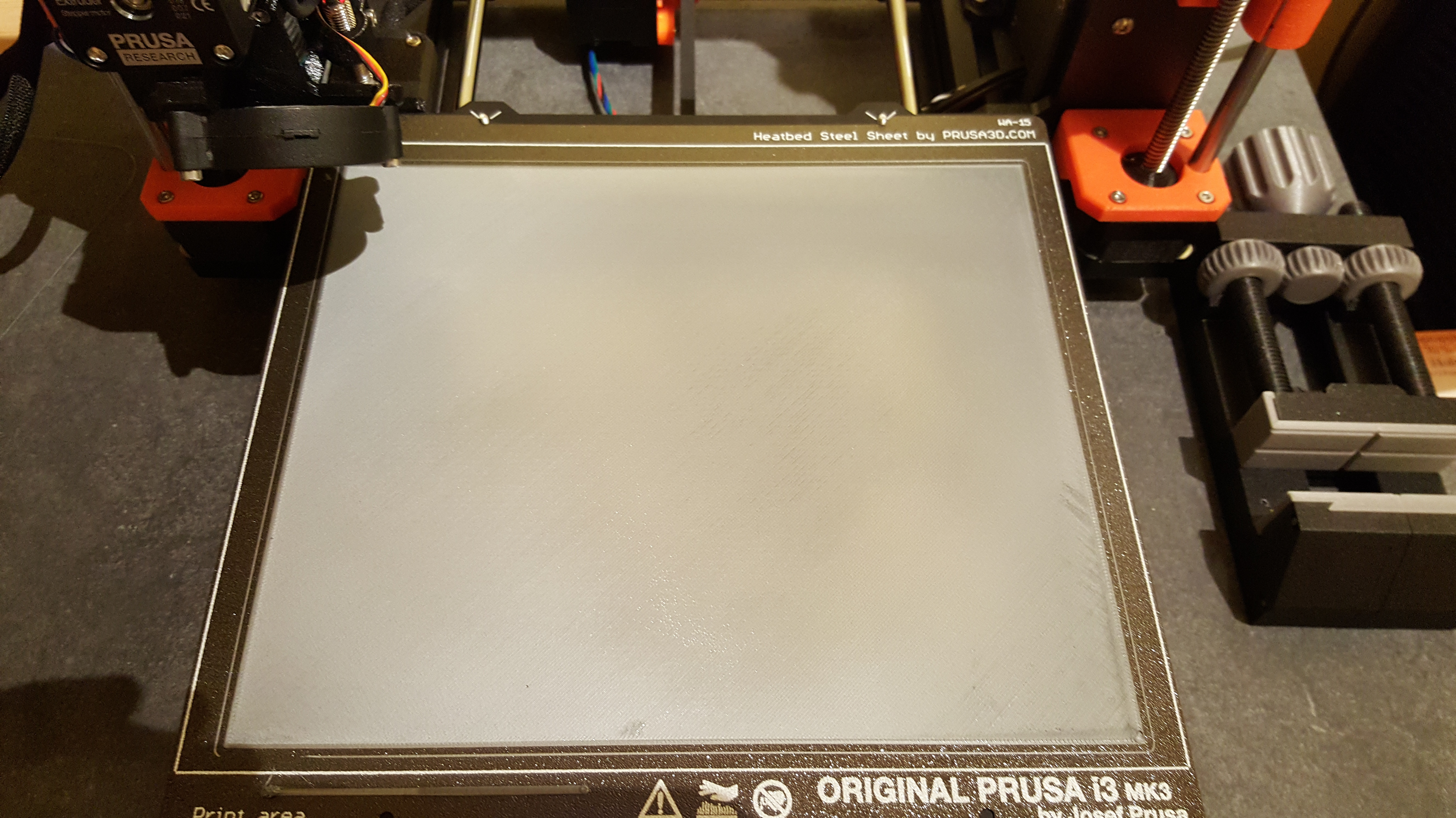 First Layer Calibration - 1