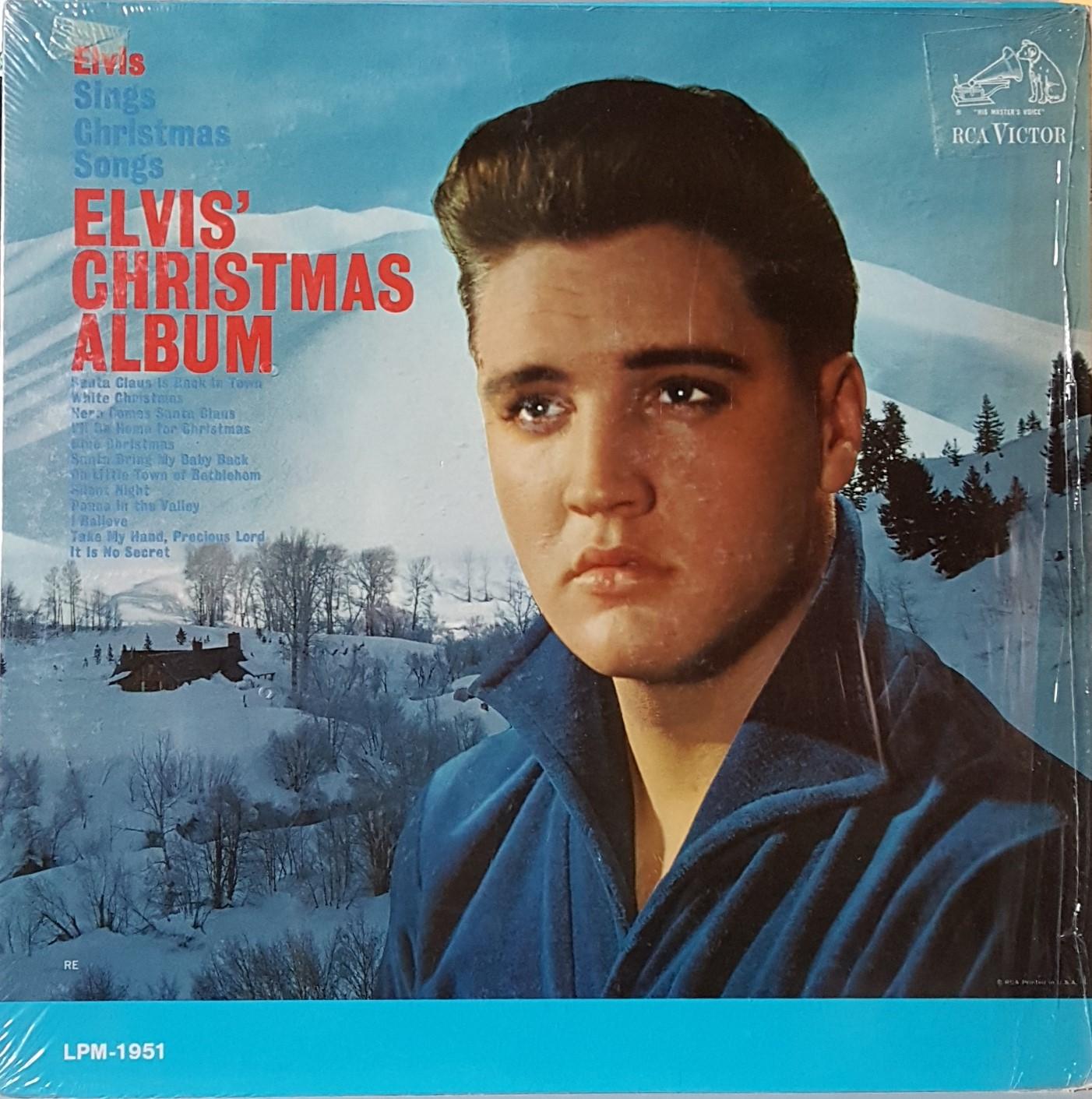 ELVIS' CHRISTMAS ALBUM 20200324_175047hck49