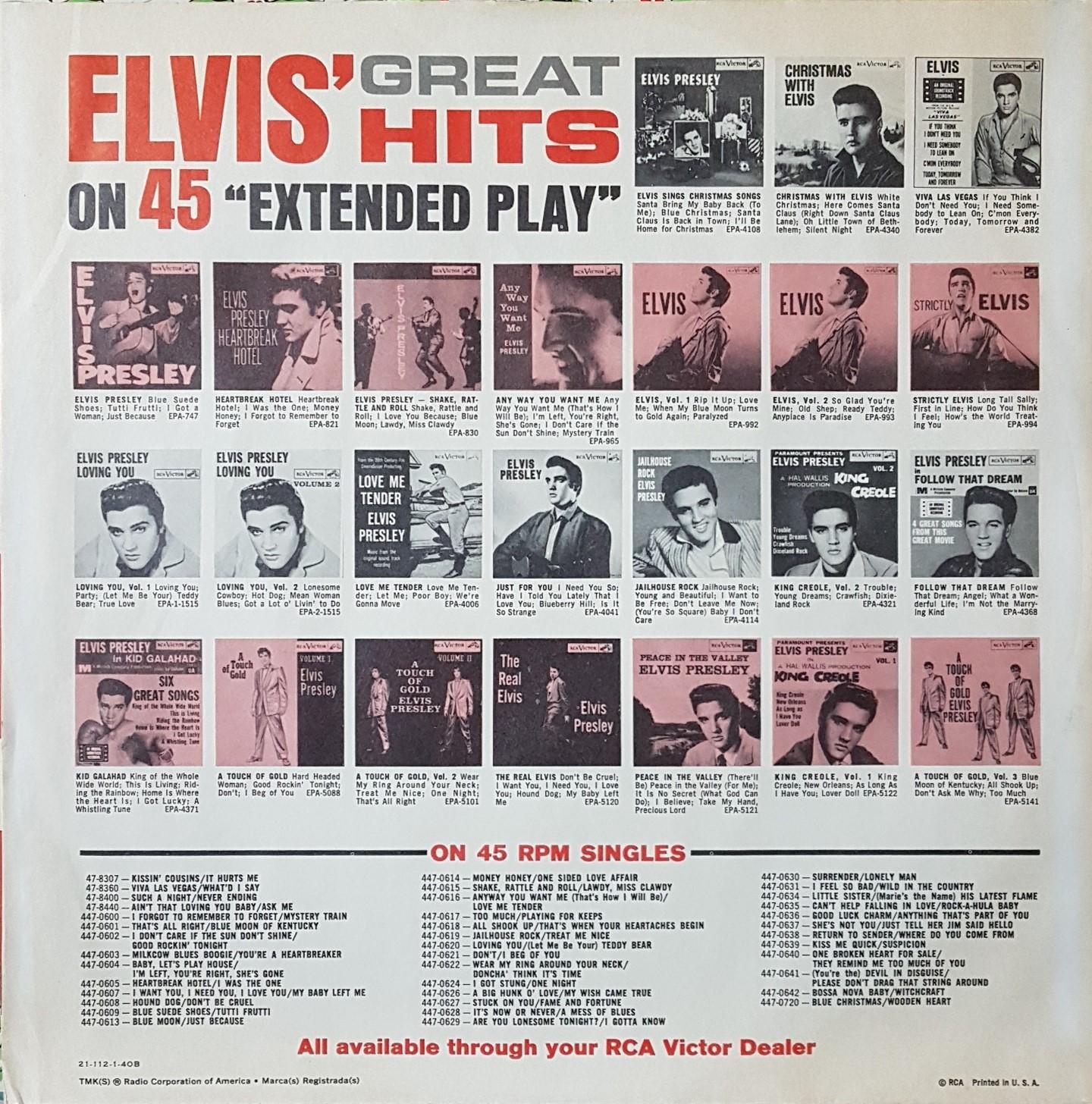 ELVIS' CHRISTMAS ALBUM 20200324_175903r3j81