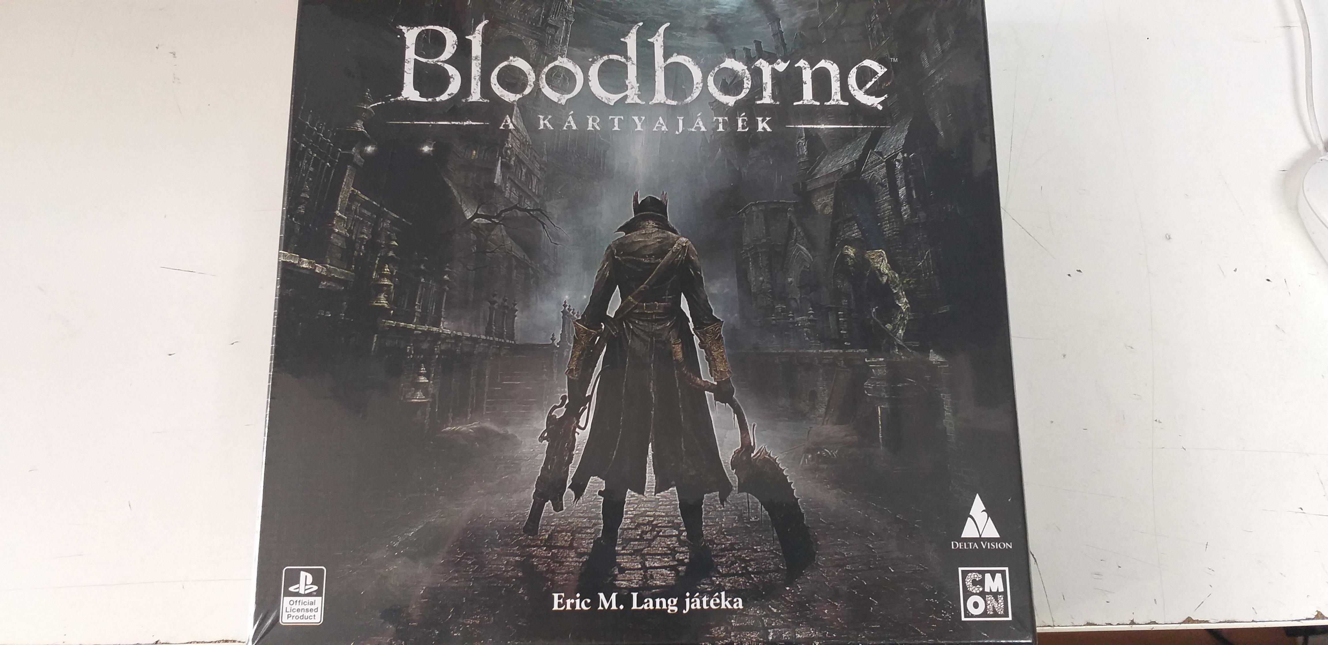 Bloodborne The Card Game