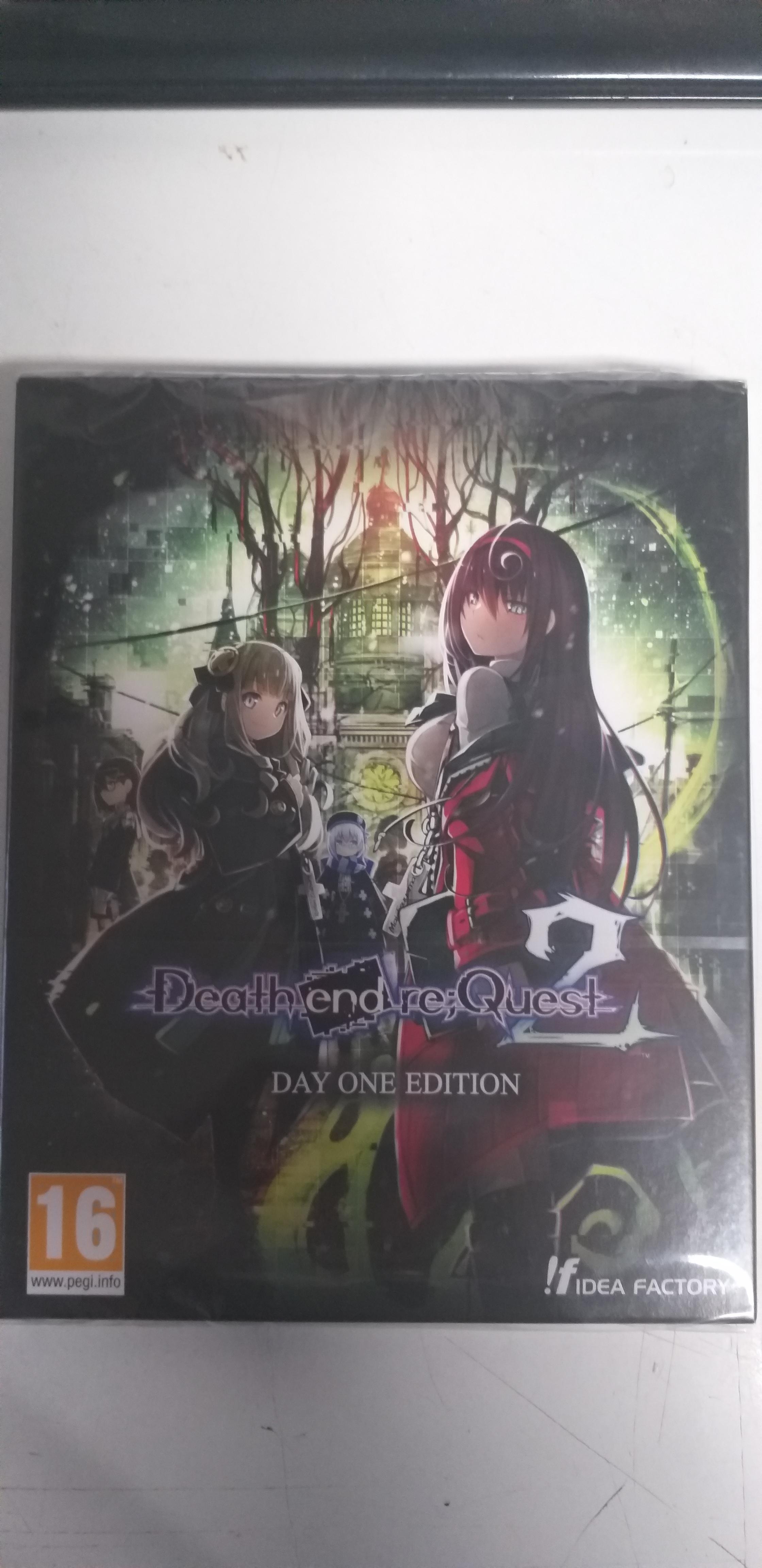 DEath End; Re Quest