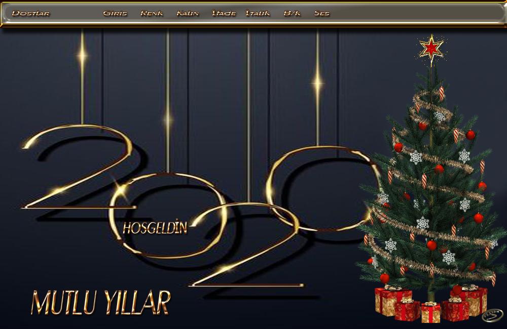 Yeni Yıl Radyo Tema 2020