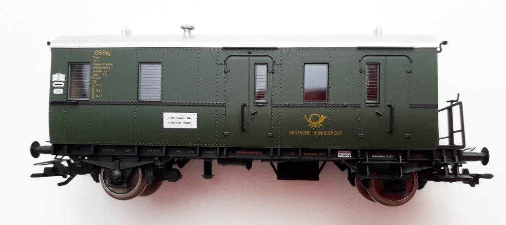 Post/Gepäckwagen 2021-0411815jh4