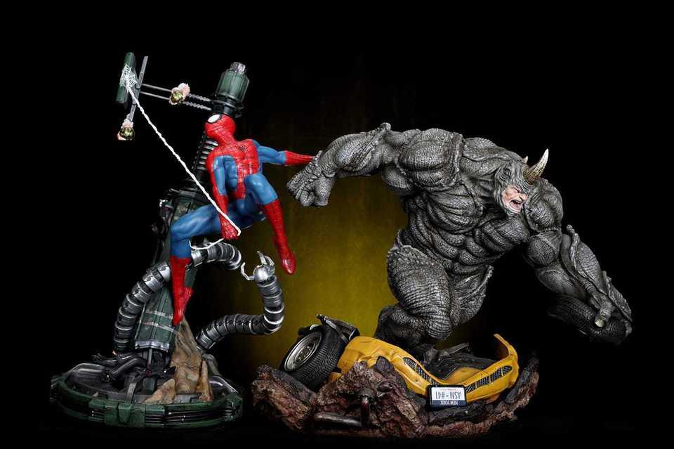 Premium Collectibles : Rhino** 206768440_29248090110xdjjp