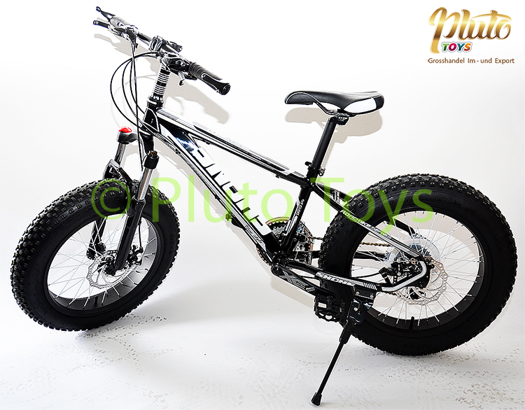 mountainbike mtb hardtail 20 zoll 20 fatbike fat bike 24. Black Bedroom Furniture Sets. Home Design Ideas