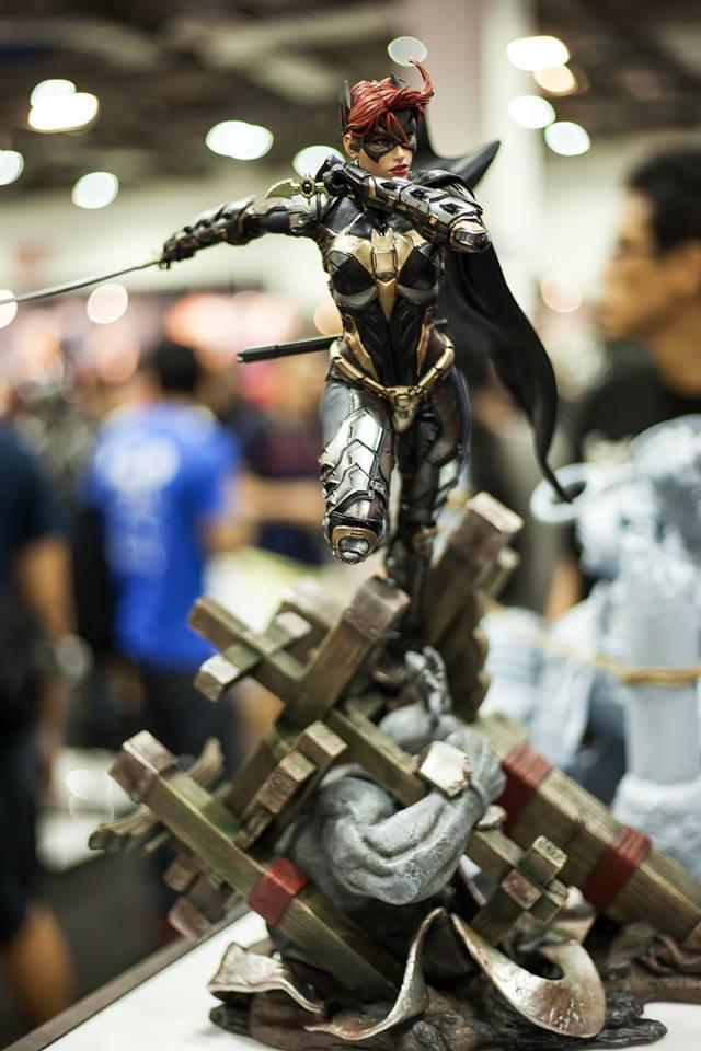 Samurai Series : Batgirl 20729571_856657207832nnjbf