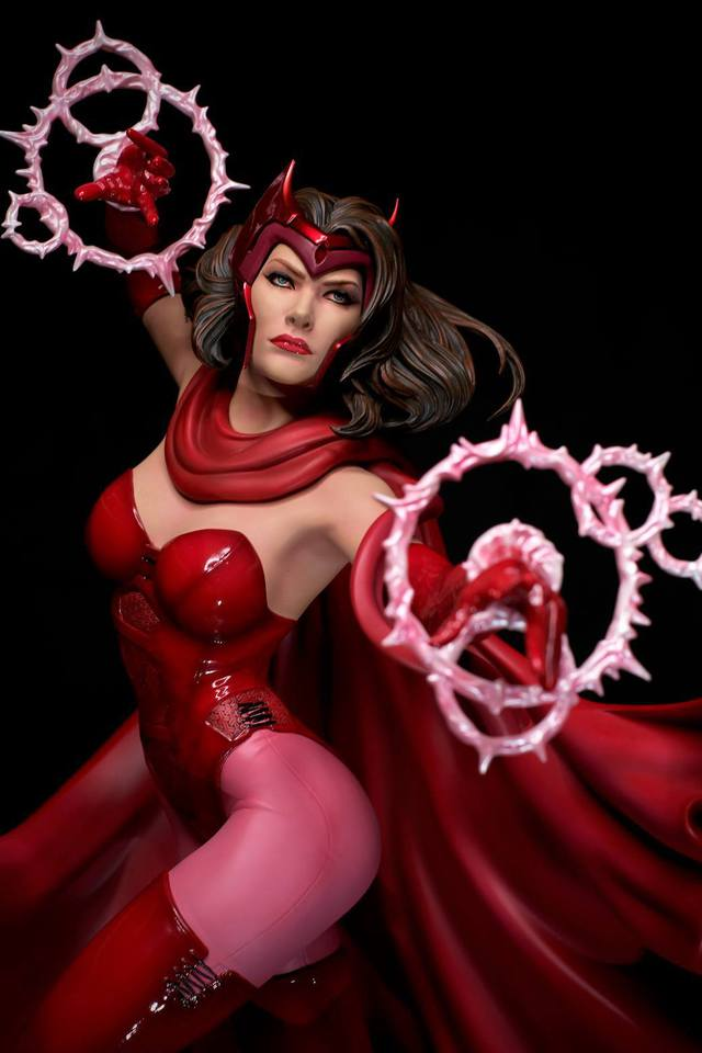 Premium Collectibles : Scarlet Witch** 20akpk9r