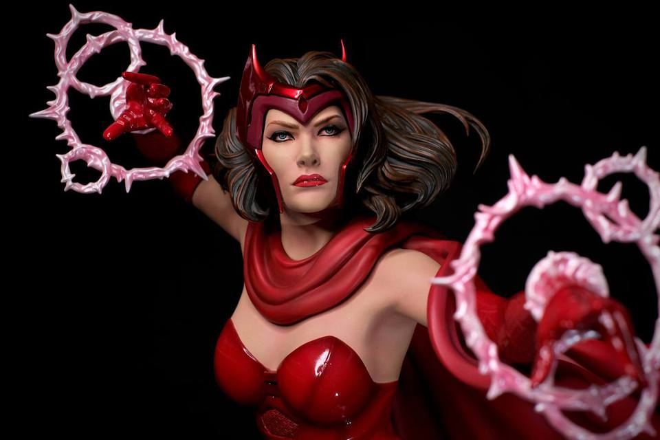 Premium Collectibles : Scarlet Witch** 20bj1kdv