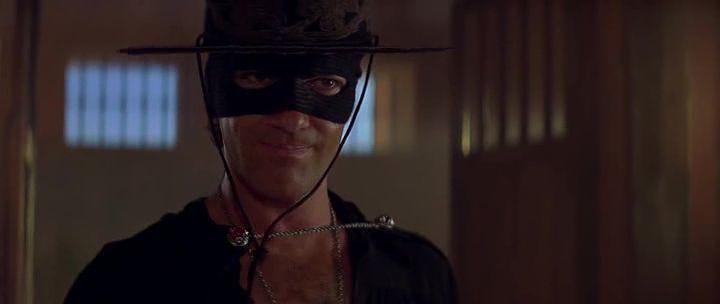 Maskeli Kahraman Zorro Ekran Görüntüsü 1