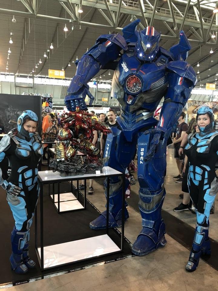 XM Studios: Comic Con Germany Stuttgart 2018  20gxs87