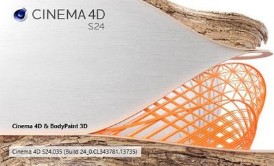 Maxon CINEMA 4D Studio S24.111 - Ita