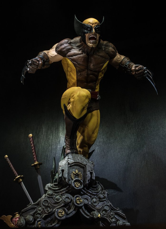 Premium Collectibles : Wolverine brown** - Page 3 20qkmv