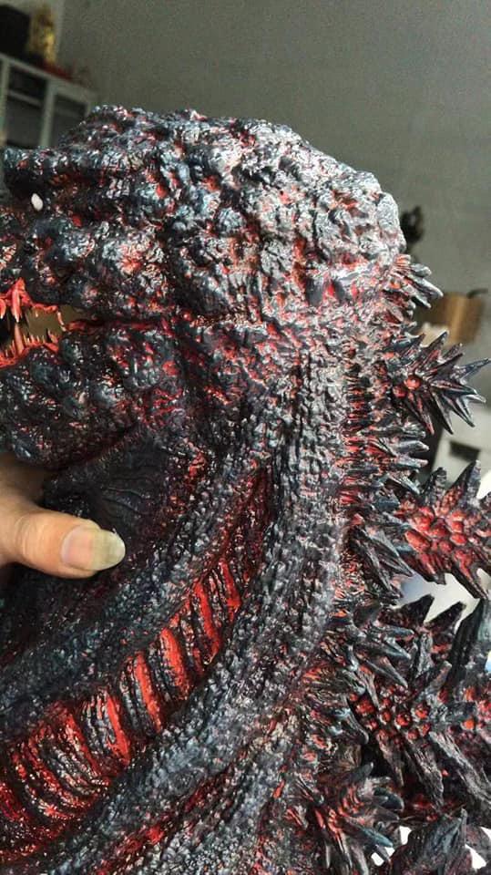 Premium Collectibles : New License Godzilla 212861284_290914707935jklz