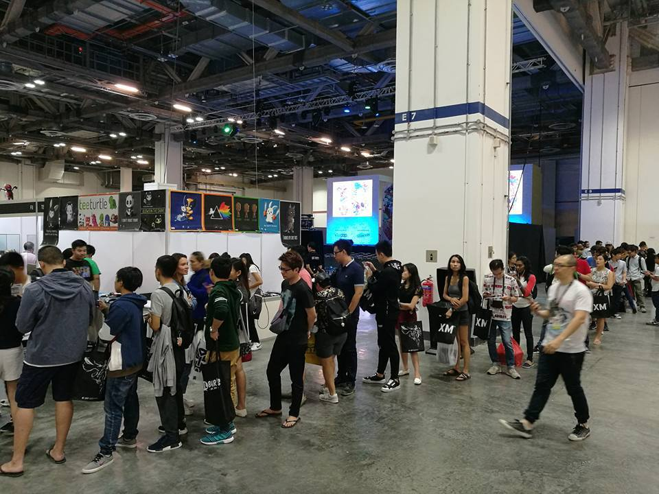 XM Studios: Coverage STGCC 2017 - September 09-10 21371117_101552733375nxbxn
