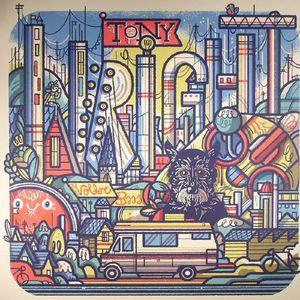 Tony Wright – Walnut Dash (2016) Album (MP3 320 Kbps)