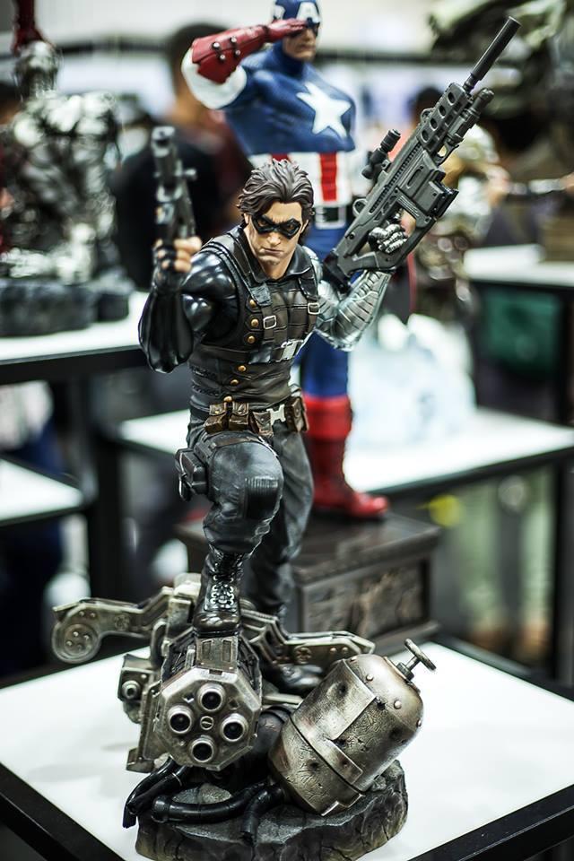 Premium collectibles : Winter Soldier  21430114_856358414528lkrjt