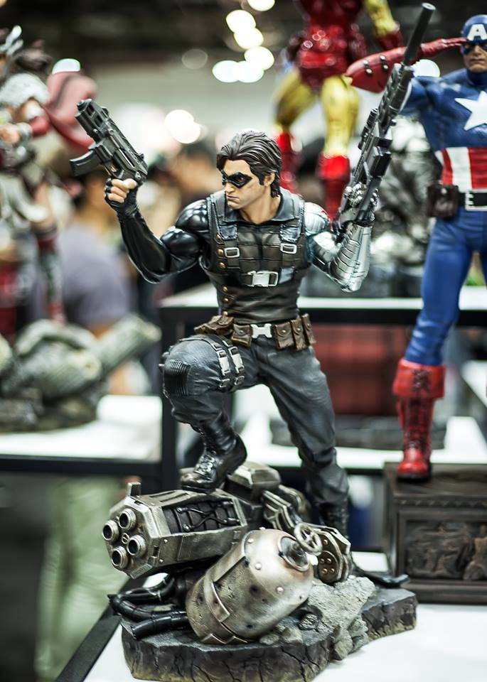 Premium collectibles : Winter Soldier  21433205_856358617862empv9