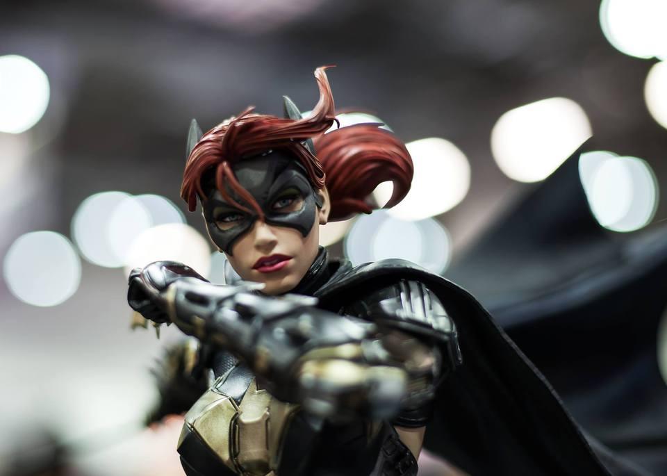 Samurai Series : Batgirl 21457494_856657014499zijvn