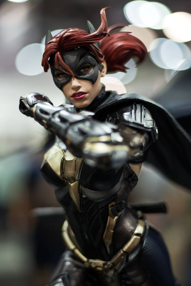 Samurai Series : Batgirl 21617597_856657071165nijtq