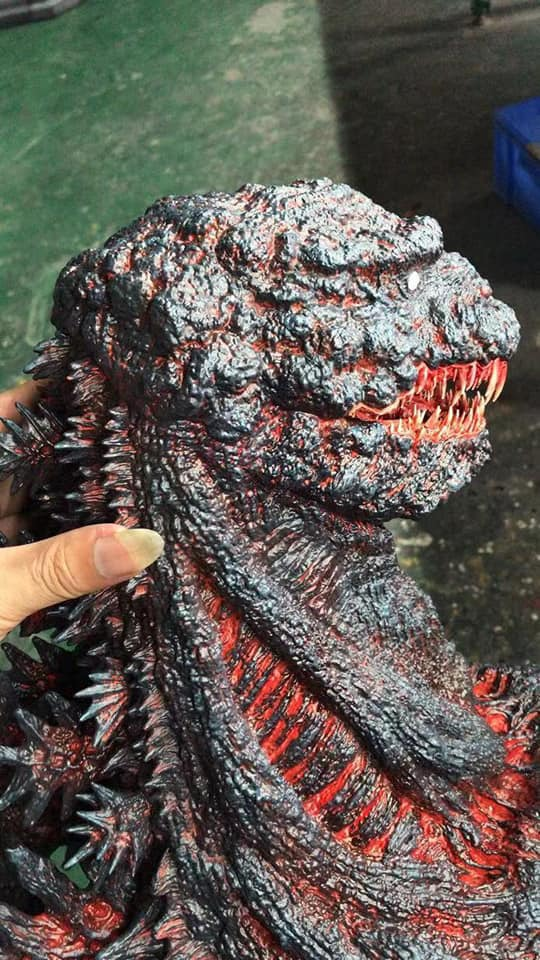 Premium Collectibles : New License Godzilla 217973524_290914711592gke9