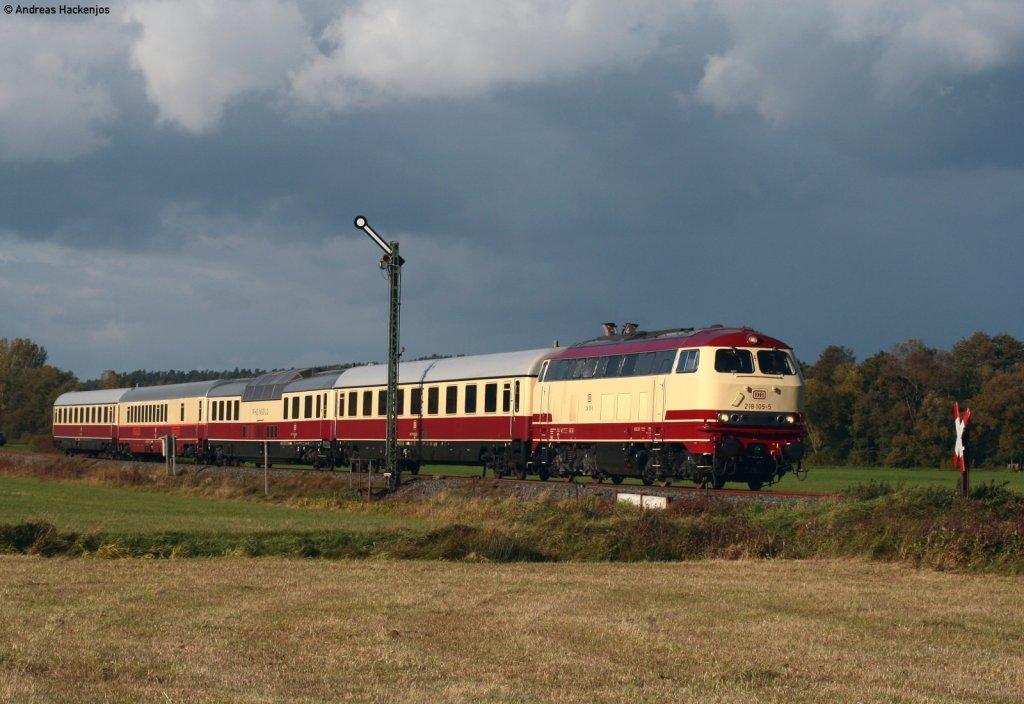 Züge in Langeweihla/Schnellzüge 218-105-5-mit-dem-tee-457594