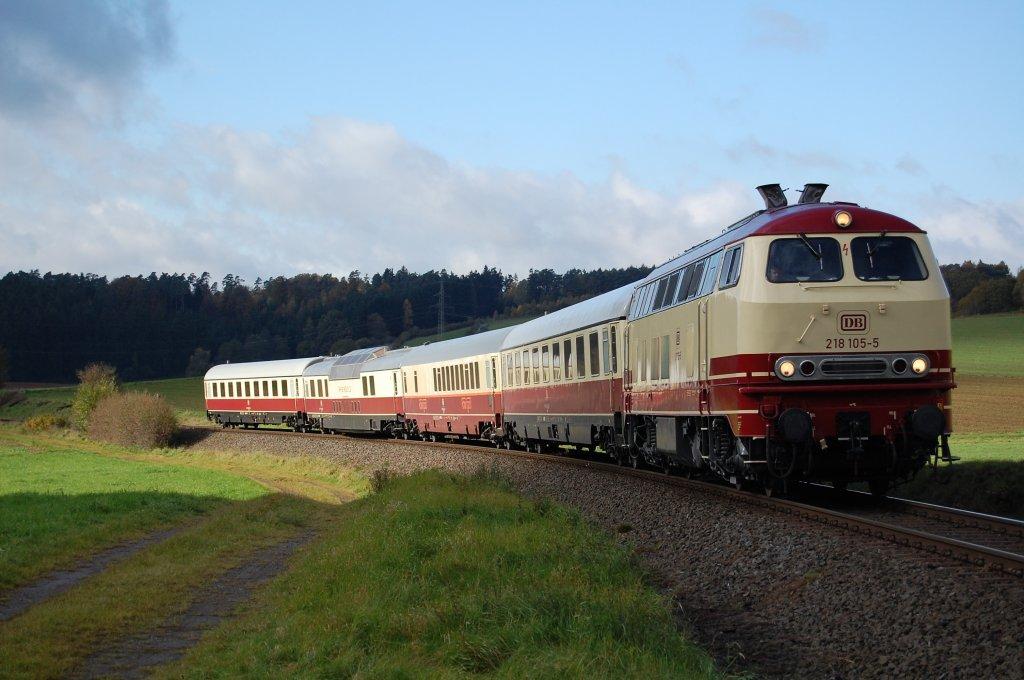 Züge in Langeweihla/Schnellzüge 2181055mitihrerrbvonmarburgnac