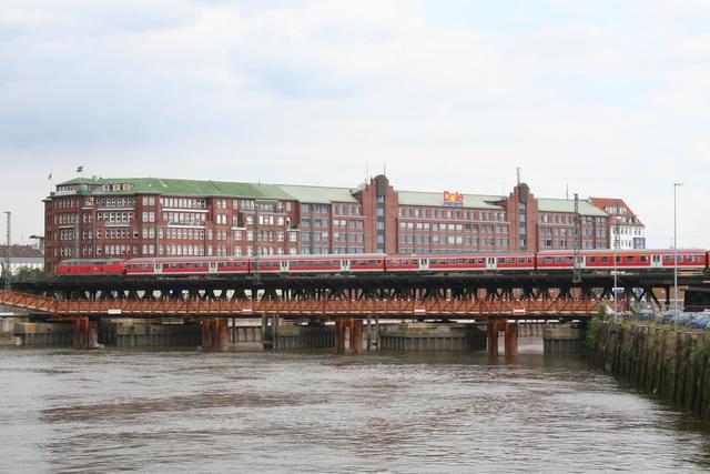 218 218-6 Hamburg Oberhafen-Brücke