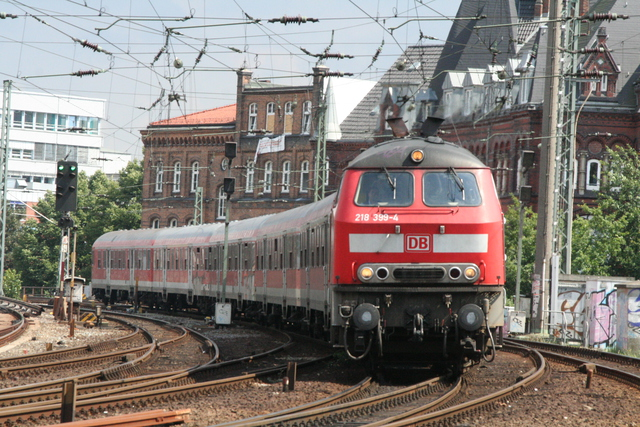 218 399-4 Hamburg-Münzstraße