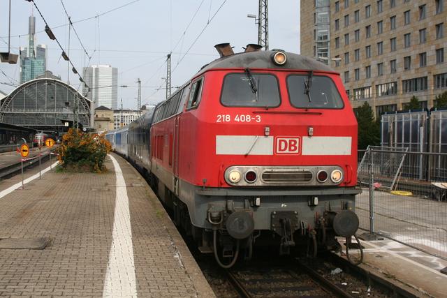 218 408-3 Frankfurt(Main)Hbf