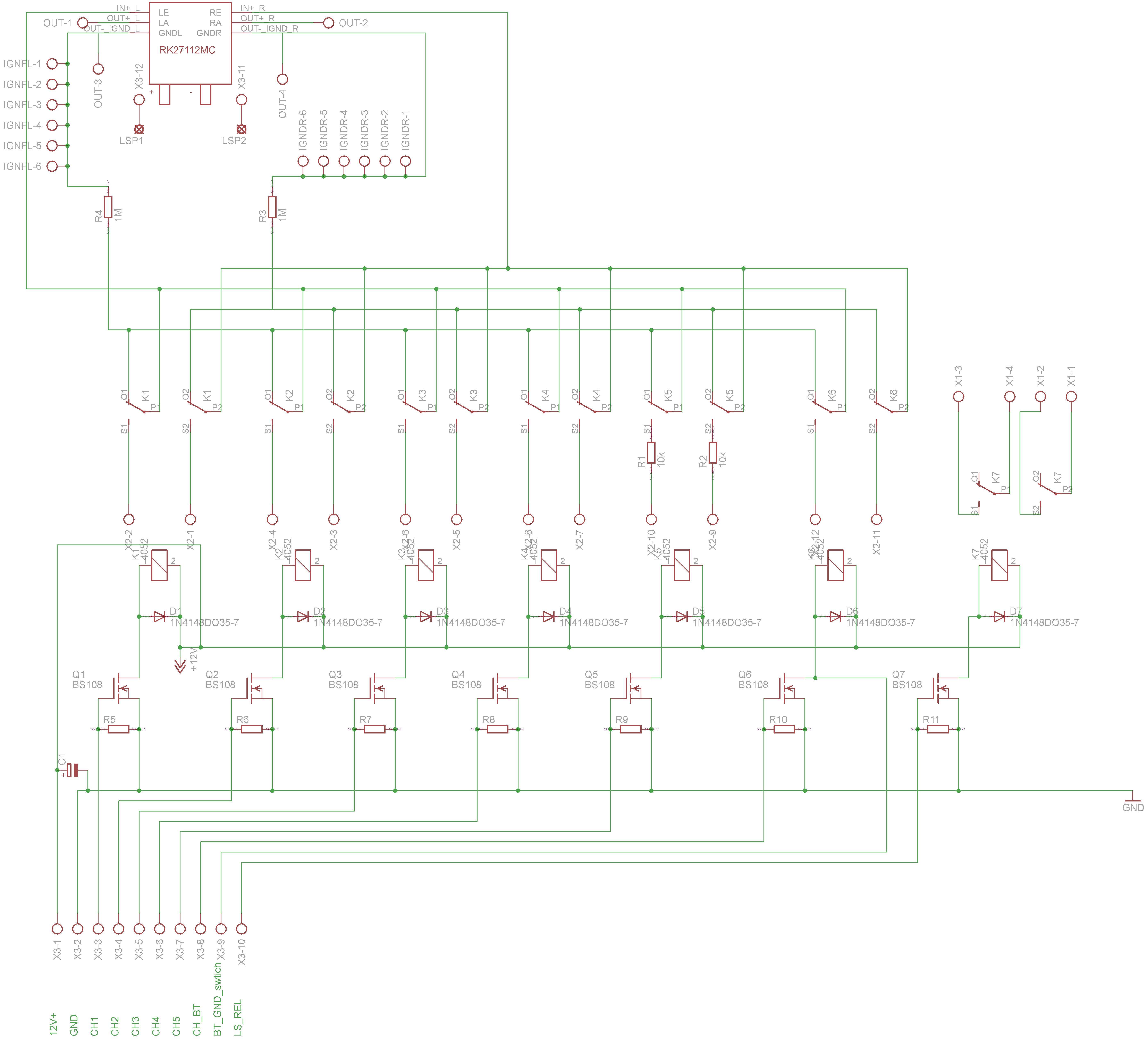 Schön Geniales Beispiel Detail Relais Schaltplan Fotos - Elektrische ...