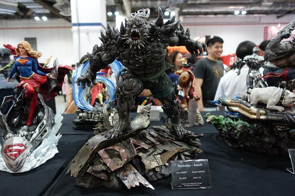 XM Studios: Coverage Singapore Comic Con 2019 – December 7th to 8th 21akq0