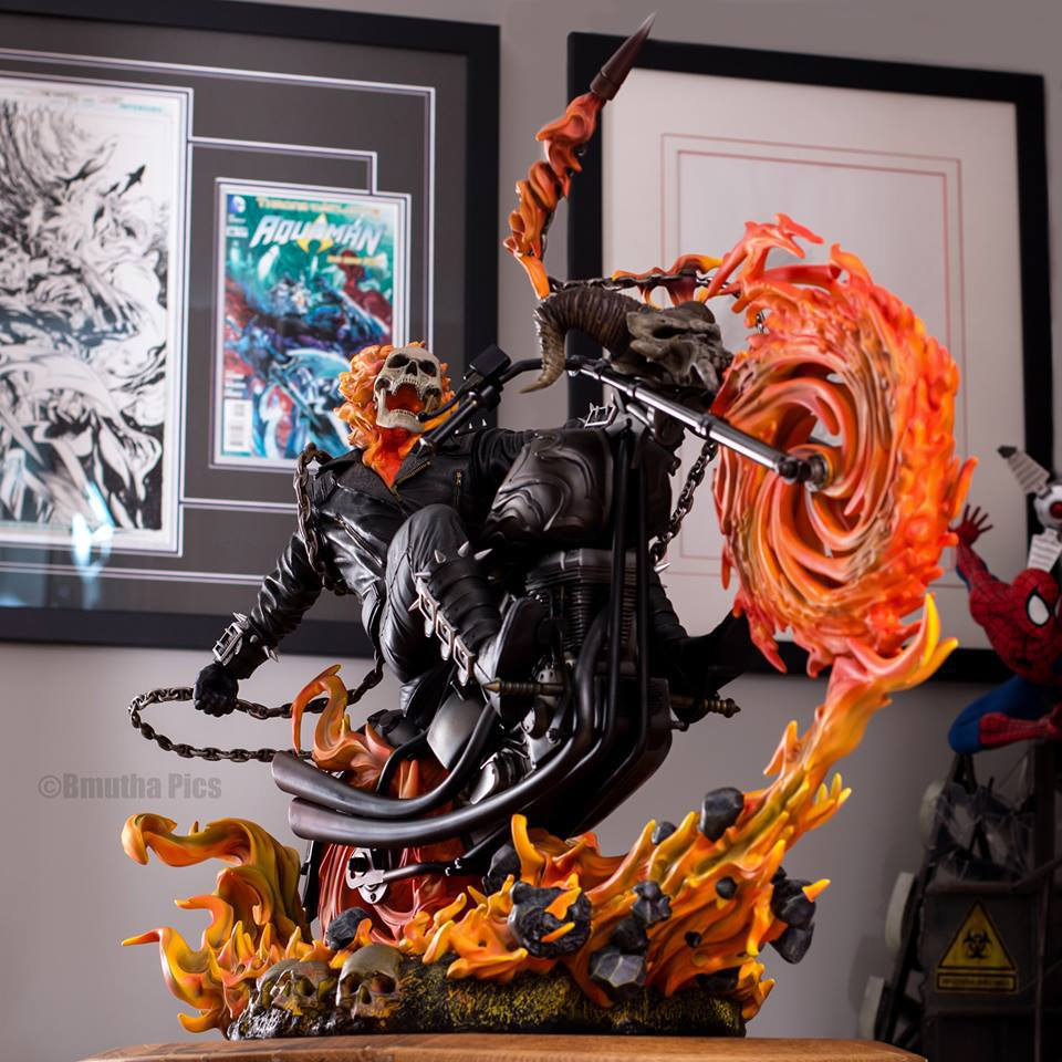Premium Collectibles : Ghost Rider - Page 5 21awult