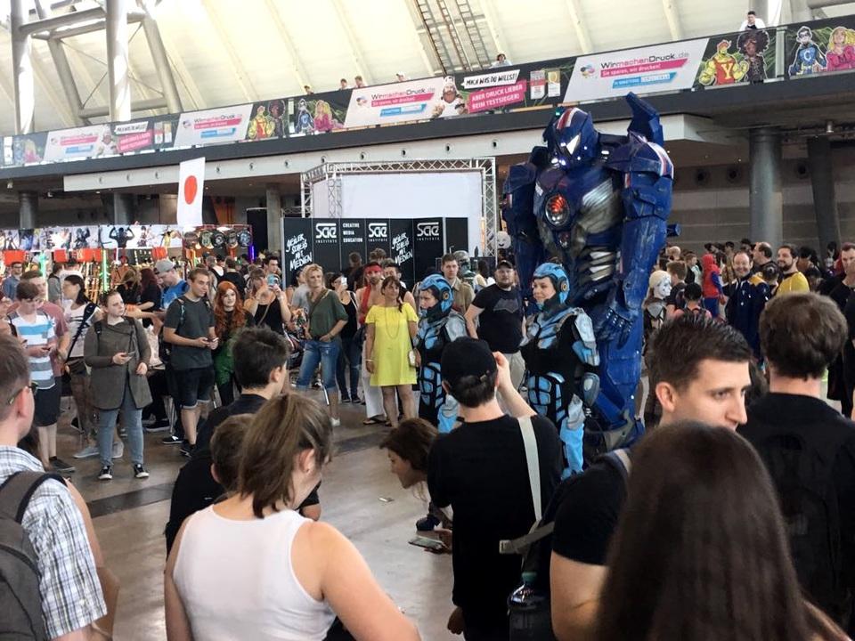 XM Studios: Comic Con Germany Stuttgart 2018  21chsl2