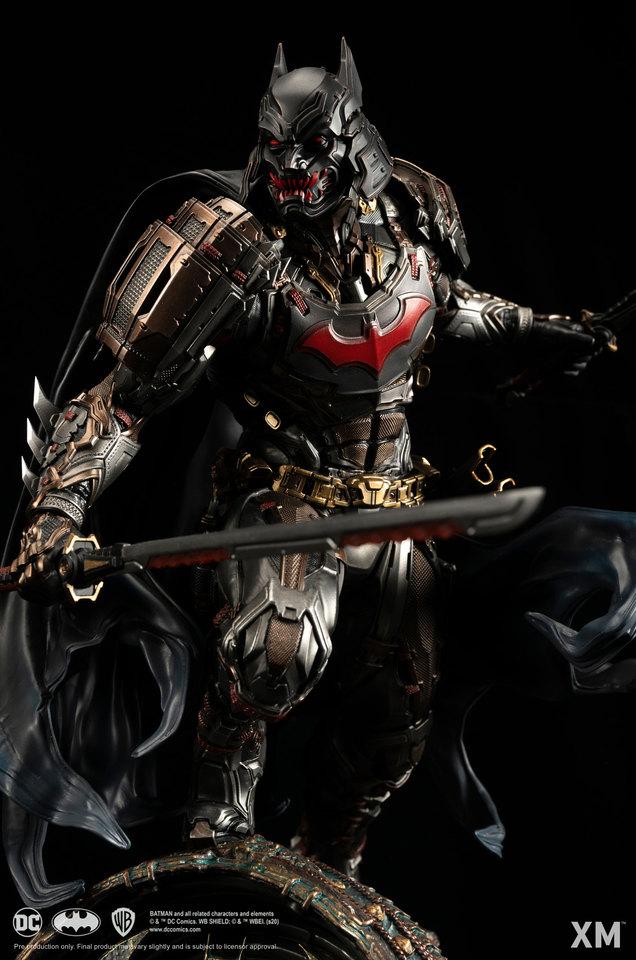 Samurai Series : Batman Shugo 21d0j4z