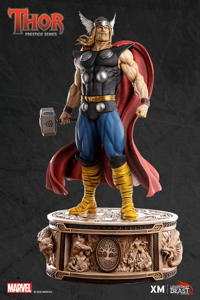 Premium Collectibles : Thor 1/3 21odjkj