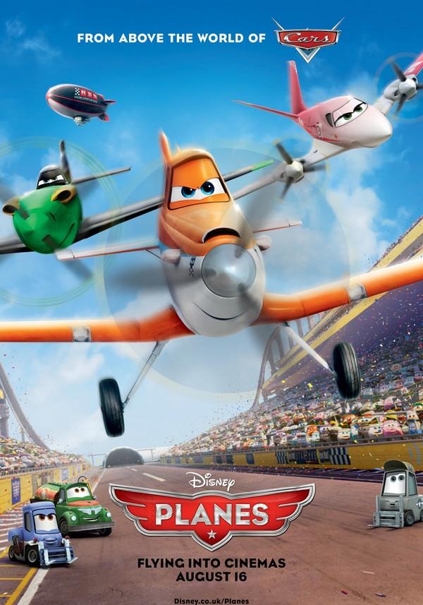 Uçaklar Film indir