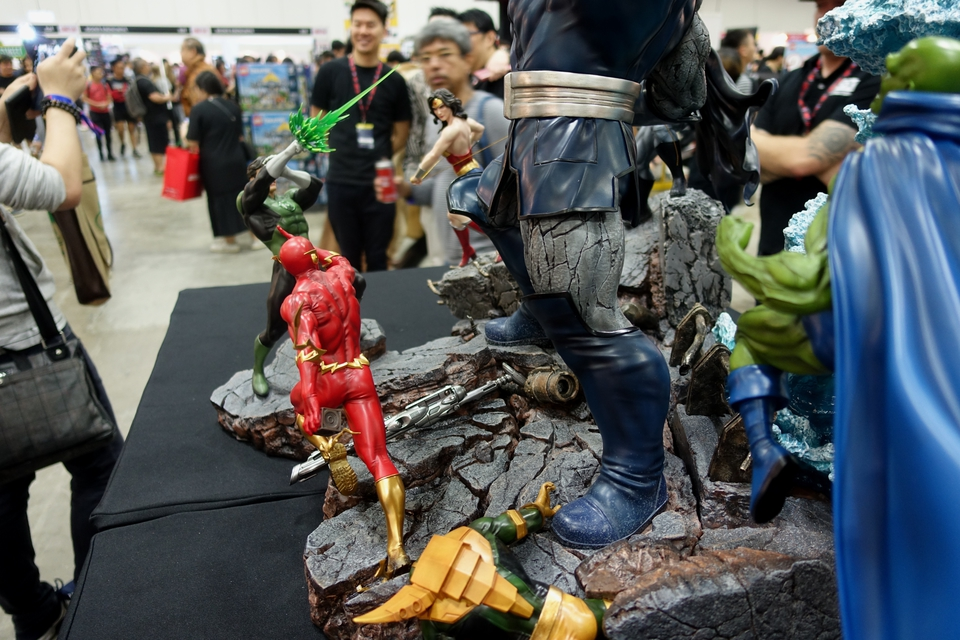 XM Studios: Coverage Singapore Comic Con 2019 – December 7th to 8th 21owkjc