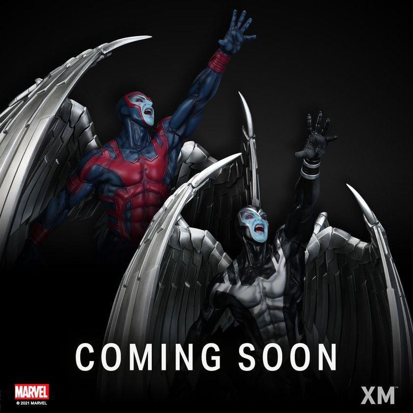 Premium Collectibles : Archangel 1/4 Statue 224777175_29437280725q0jyh