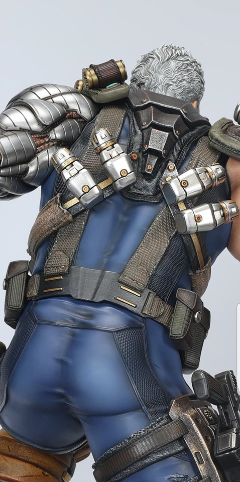 Premium Collectibles : Cable with Hope 1/4 Statue 225891313_29263180409raj20