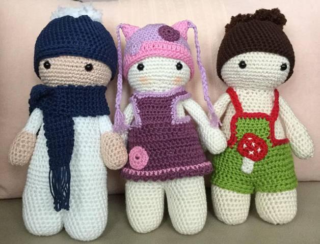 Tamituzi Püppchen Puppen Spass Myblogde