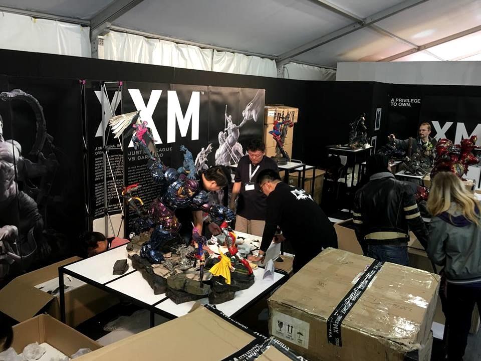 XM Studios: Italy Lucca Comics & Games 2017 - November 01-05 23168021_16911698142682uif