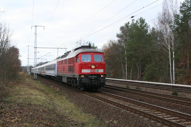 234 180-8 bei Berlin-Friedrichshagen