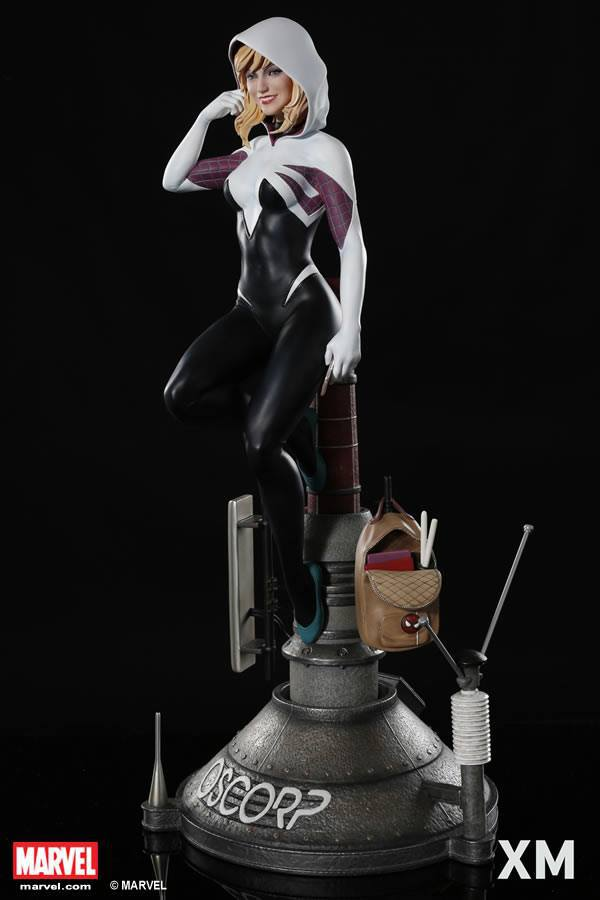 Premium Collectibles : Spider-Gwen 23434829_19542369814627ub4