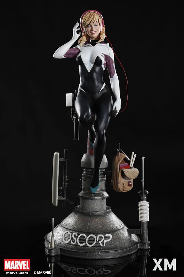 Premium Collectibles : Spider-Gwen 23435021_195423703813crknr