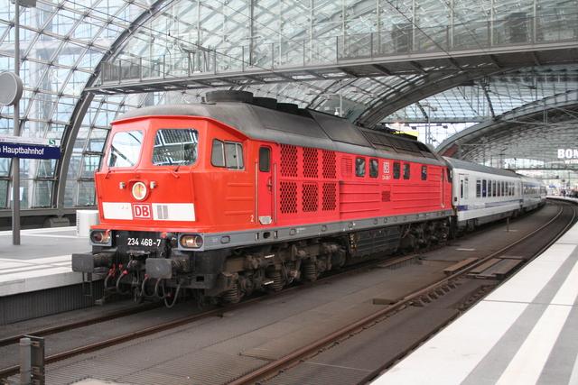 234 468-7 Berlin Hauptbahnhof