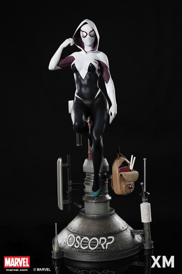 Premium Collectibles : Spider-Gwen 23472932_19542369214652kul